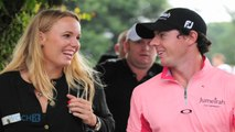 Rory McIlRoy -- Ditching Caroline Wozniacki Made Me Number One