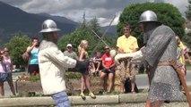 Hautes-Alpes: Dernière journée pour les Médiévales de Crots