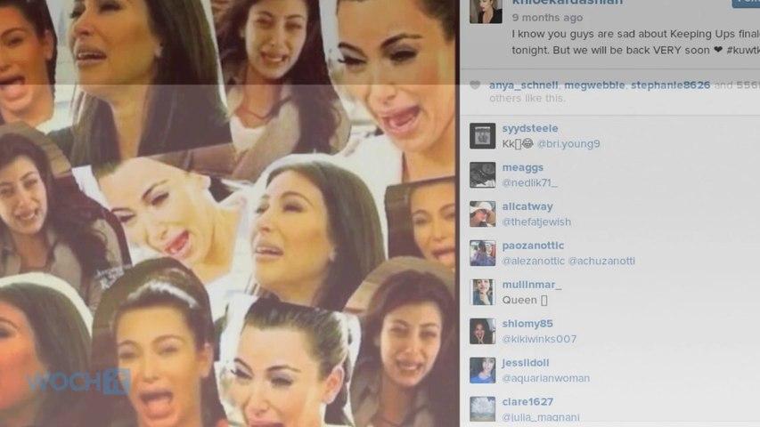 Move Over, Ryan Gosling! Now There's A Kim Kardashian Ugly Crying Shirt