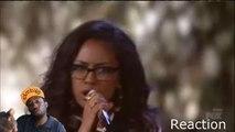"Malaya Watson  ""Through the fire ""  AMERICAN IDOL SEASON XIII 2014 reaction"