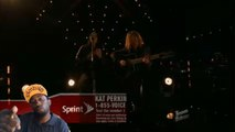"""Kat Perkins performs """"Landslide""""The voice 2014 top 8 Solid performance Great reaction"""