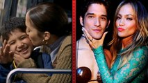 Jennifer Lopez and Tyler Posey Reunite—See Their First 'Maid in Manhattan' Interview!