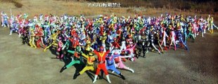 Tokusatsu in review: Intro To Sentai/Ranger reviews