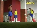 Ronaldinho, commentaires amusant