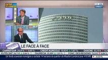 """Cyriaque Dailland VS Aymeric Diday: """"Les résultats des banques françaises ont été relativement solides"""", dans Intégrale Placements – 12/08 2/2"""