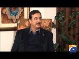 Hum Sab Umeed Say Hain-13 Jan 2014 (Aik Din Geo K Sath- Yousaf Raza Gillani)