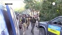 Kiev minaccia offensiva in grande stile e di chiudere i gasdotti dalla Russia