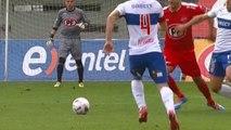 Chile - Rojas expulsado tras esta criminal entrada