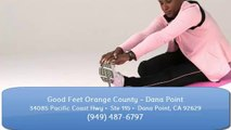 Good Feet Orange County Foot, Back, Knee, Hip Pain Relief with Good Feet Arch Supports
