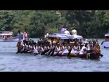 Snake boats start race in full vigour : Champakulam boat race