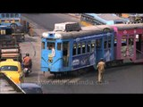 Calcutta Tram is the oldest operating electric tram in India