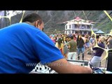 Electronic dance music by DJ Mash at Himalayan Music Festival