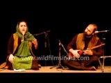 Iranian mystical music by Win-bang group