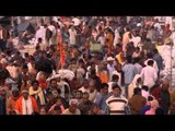 Hindus gathered for pious Makar Sankranti dip at Ganga Sagar