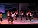 Hmar tribe cultural dance performed at Sangai Fest