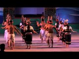 Cultural presentation by the Kuki tribe - At Sangai Fest