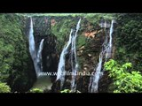 Most amazing and beautiful water falls of India: Jog falls