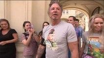 """Mickey Rourke: """"Poutine est un bon gars"""""""