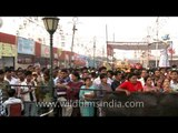 Festival of Dussehra (Vijayadashmi) is celebrated at Red fort