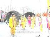 Celebrating Radha-Krishna love at the Jaipur Elephant Festival cum Holi