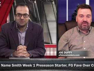 NFL Preseason Betting Week 1: Indianapolis Colts vs New York Jets w/ Joe Duffy, Loshak