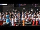 Nagaland choir performs at opening ceremony of Hornbill festival