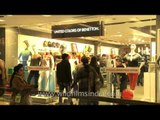 United colors of Benetton at Select Citywalk, New Delhi