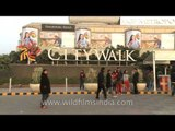 Exterior of Select Citywalk mall, South Delhi