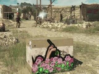 Boxes trailer de Metal Gear Solid V : The Phantom Pain