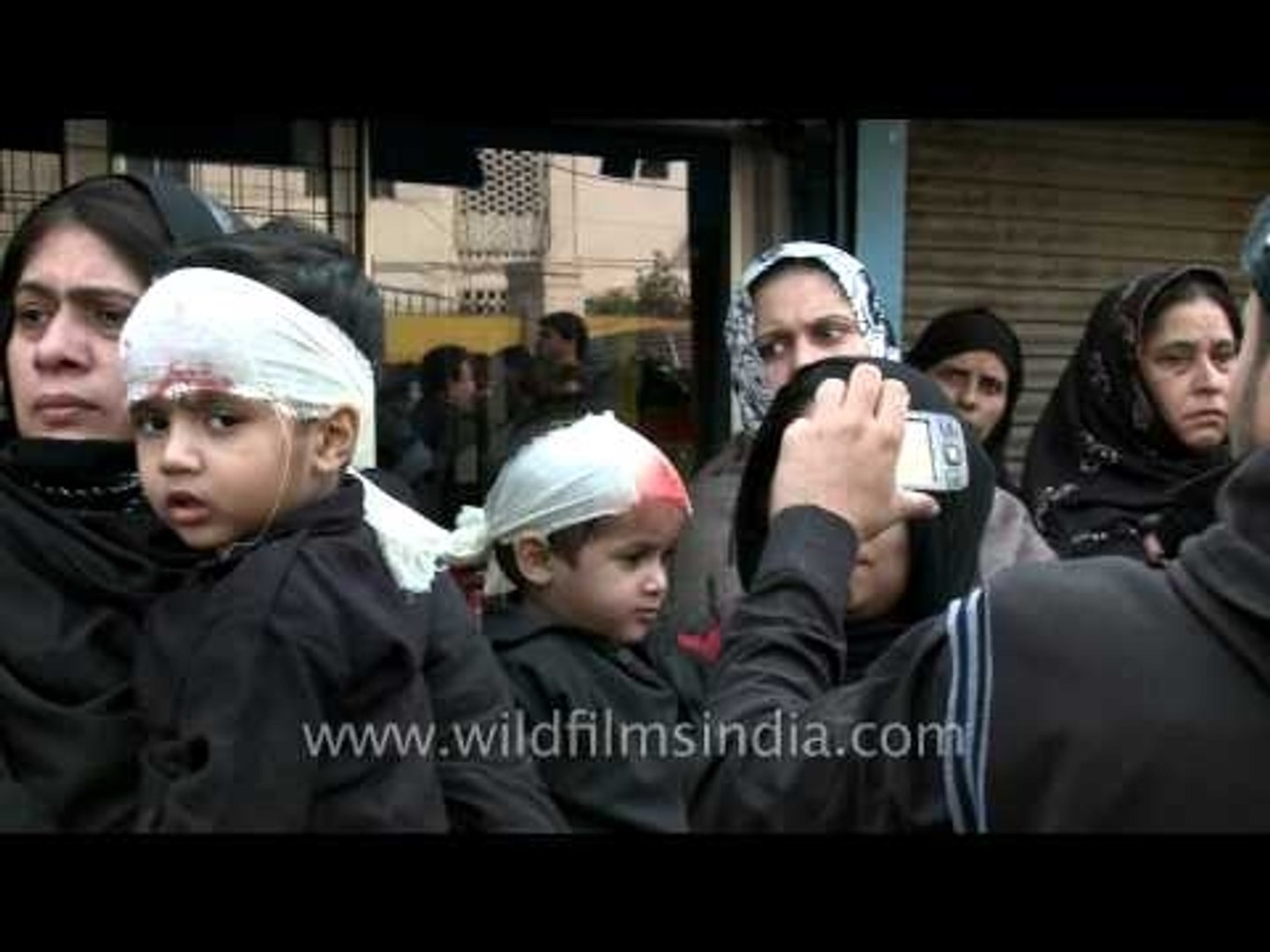 Muharram observed with due religious fervour!!!
