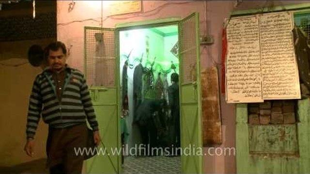 Holy place of Shia Muslims: Shia Jama Masjid