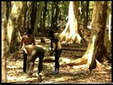 Jarawas vocalizing in their island forests!