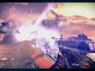 Destiny trailer Multiplayer competitive de Destiny