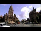Chhatrapati Shivaji Terminus of Mumbai long after 26/11
