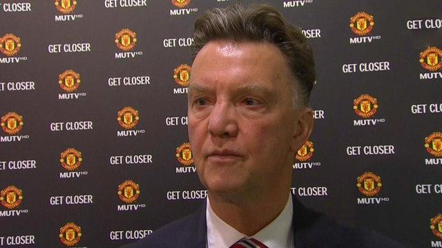 Manchester United 2-1 Valencia - Louis van Gaal Post Match Interview - 'Worst Match Of Pre-Season'