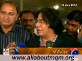 Rauf Siddiqui attend All sindh Jashn-e-Azadi boxing tournament at Peoples Football Stadium lyari