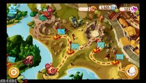 Angry Birds Epic NEW Cave 6, Endless Winter 4 NO Hacking Golden Piggies