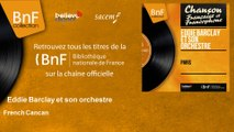 Eddie Barclay et son orchestre - French Cancan