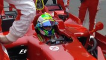 F1 2008 GP03 BAHRAIN Manamas Race ITV