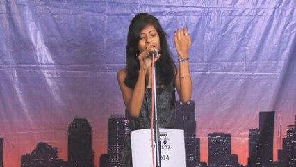 Rockstar Ki Khoj II - Varsha - Singing Audition