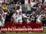 Watch Atlanta Falcons vs Houston Texans Live Stream Online 2014 NFL Preseason Game