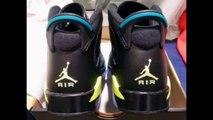 Perfect Fake Women New Jordan AAA Retro Shoes online Website 【Cheapdk.com】Replica Women New Model World Cup Jordan 6s AAA Shoes GS (TURBO GREEN) online for sale