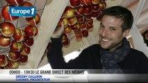 """Cuilleron : """"Les émissions culinaires me passionnent"""""""