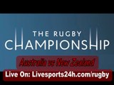 Watch Australia vs New Zealand Live Streaming Rugby Championship 2014