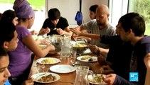FRANCE - Un camp de vacances pour des jeunes victimes du terrorisme