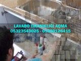 Lavabo Tıkanıklığı Açma 05323543025 Lavabo Temizleme Ustası