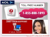 AOL Email customer Support number