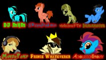 AcousticBrony and PrinceWhateverer - Breaking Bonds (ft. Mando, MHM, Lulz, George)