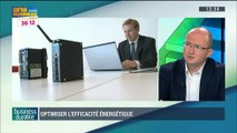 Optimiser la gestion de l'énergie: Erwin Guizouarn et Arthur De Grave (3/4) – 12/10
