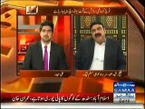 PMLN and Nawaz Lying Down in Front of India, Sheikh Rashid Called Which Every Coward Deserves